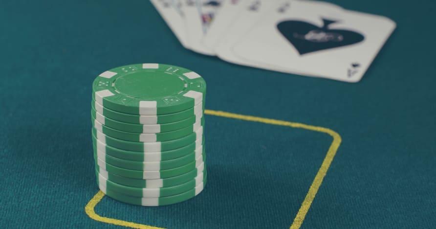 Texas Hold'em Online: Learning the Basics