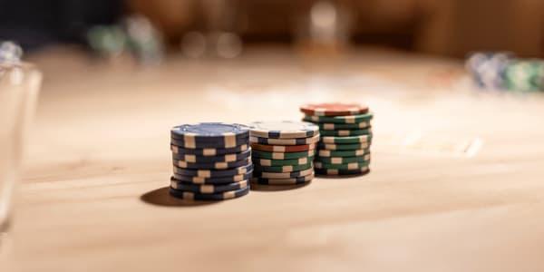 Texas Hold'Em Bonus Game Overview